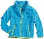 Playshoes - Kid's Fleece-Jacke - Fleecejacke Gr 92 türkis/blau