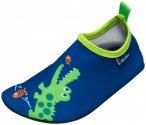 Playshoes - Kid's UV-Schutz Barfuß-Schuh Krokodil - Wassersportschuhe 20/21 bla