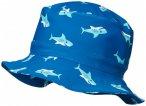 Playshoes - Kid's UV-Schutz Fischerhut Hai - Hut Gr 51 cm;53 cm;55 cm blau