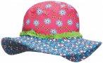 Playshoes - Kid's UV-Schutz Sonnenhut Blumen - Hut Gr 53 cm rosa