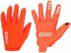 POC - AVIP Glove Long - Handschuhe Gr S rot/orange