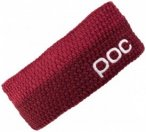 POC - Crochet Headband - Stirnband Gr One Size rot