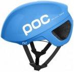 POC - Octal Aero Raceday - Radhelm Gr M blau/schwarz