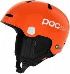 POC - Pocito Fornix - Skihelm Gr M-L schwarz/orange/rot