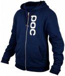 POC - Zip Hood - Hoodie Gr L;M;S;XL;XXL blau;schwarz;grau