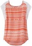 Prana - Women's Aleen Top - T-Shirt Gr M beige/rot