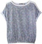 Prana - Women's Etta Top - T-Shirt Gr L;M;S;XS grau