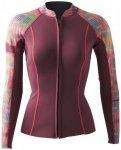 Prana - Women's Mara Jacket - Schwimmjacke Gr XL lila/rot