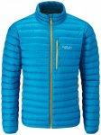 Rab - Microlight Jacket - Daunenjacke Gr S blau