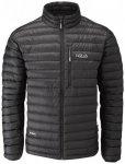 Rab - Microlight Jacket - Daunenjacke Gr L schwarz