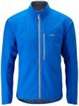 Rab - Vapour-rise Flex Jacket - Softshelljacke Gr L;S;XL;XXL schwarz;grau/blau