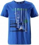 Reima - Kid's Conch - T-Shirt Gr 116 blau