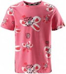 Reima - Kid's Conch - T-Shirt Gr 128 rosa/rot