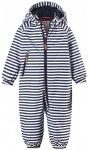 Reima - Kid's Drobble - Regenhose Gr 80;86;92;98 grau/schwarz/blau/weiß