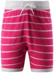 Reima - Kid's Marmara - Shorts Gr 80 rosa/rot/grau