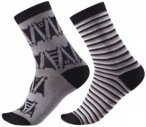 Reima - Kid's Sturm Socks - Multifunktionssocken Gr 22-25 grau/schwarz