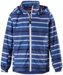 Reima - Kid's Svinge - Regenjacke Gr 122;128;134;140;146 blau;grau/weiß