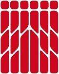 rie:sel design - re:flex - Rahmenzubehör rot