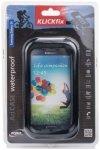 RIXEN & KAUL - KLICKfix Aricase Samsung Galaxy S4 transparent /schwarz