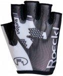 Roeckl - Izeda - Handschuhe Gr 6 weiß/grau/schwarz