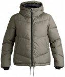 Röhnisch - Women's Alba Puffer Jacket - Winterjacke Gr L grau/oliv/schwarz