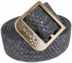 Röjk - BuckleUp Belt - Gürtel Gr L schwarz