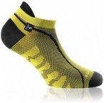 Rohner - Rock - Socken Gr 42-44 - L gelb/schwarz