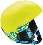 Rossignol - Kid's Sparky-Epp - Skihelm Gr M/L;XS gelb/schwarz;blau/türkis