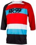 Royal Racing - Drift Jersey L/S Men - Radtrikot Gr M;S oliv/grün;blau/schwarz