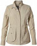 Royal Robbins - Women's Discovery Convertible Jacket Gr S beige/grau