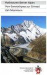 SAC-Verlag - Hochtouren Berner Alpen