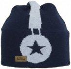 Sätila - Kid's Hearphone - Mütze Gr 45 schwarz/grau