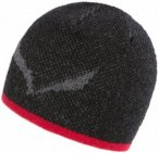 Salewa - Ortles Wool Beanie - Mütze Gr One Size schwarz