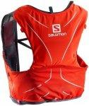 Salomon - Advanced Skin 5 Set - Trailrunningrucksack Gr XL rot