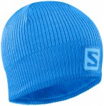 Salomon - Logo Beanie - Mütze Gr One Size blau