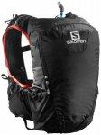 Salomon - Skin Pro 15 Set - Trailrunningrucksack Gr One Size schwarz