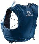 Salomon - Women's Advanced Skin 8 Set - Laufweste Gr 8 l - XXS blau