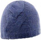 Salomon - Women's Diamond Beanie - Mütze Gr One Size blau/grau;lila/rosa/grau