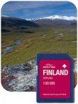 Satmap - Finnland Gesamt (1:50k) - SD-Karte Standard
