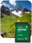 Satmap - Österreich Gesamt (ADV 1:25k) - SD-Karte Standard