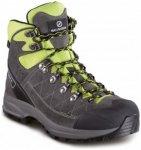 Scarpa - Kailash Trek GTX - Wanderschuhe Gr 46 titanium /grün