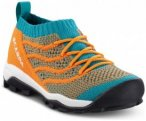 Scarpa - Kid's Gecko Air - Sneaker Gr 35 türkis/orange
