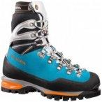 Scarpa - Women's Mont Blanc Pro GTX - Bergschuhe Gr 37 schwarz/blau