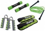Schildkröt - Fitness Set grün