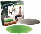 Schildkröt - Seat Cushion Fit+ - Balance-Trainer grün/grau