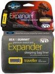 Sea to Summit - Expander Liner schwarz/grau
