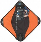 Sea to Summit - Pack Tap Gr 10 l orange/schwarz