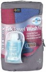 Sea to Summit - Tek Towel Wash Kit Gr L berry