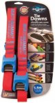 Sea to Summit - Tie Down Strap with Silicone Cam Cover Gr 5,5 m blau