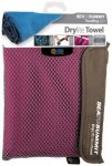 Sea to Summit - Travel Drylite Towel Antibacterial Gr L berry